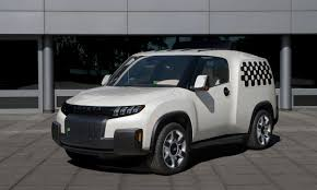 Calty Design Research Newport Beach Ca Make Something New With Toyota Urban Utility Concept Car