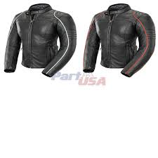 joe rocket lira jacket motorcycle street leather l black white about this picture 1 of 1