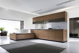 Modular Kitchen Interiors Wonderful White Modular Kitchen Interior Design Concept With