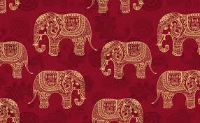 Indian Elephants Wallpaper for Walls ...