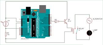 Light Alarm Circuit With Ldr Circuit Diagram Using Ldr Wiring Diagram