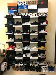 sneaker shoe rack large size of mounted shoe rack sneaker wall display wall mounted shoe shelf