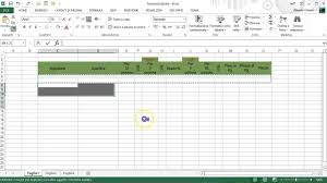 Food Cost Con Excel Youtube