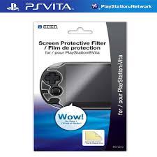 <b>Защитная пленка</b> (PSVita Protective <b>Screen</b> Filter): <b>Hori</b> made in ...