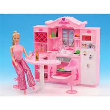 Dollhouse Furniture Kitchen Popular Barbie Doll Kitchen Buy Cheap Barbie Doll Kitchen Lots