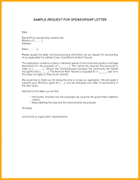 Financial Support Letter Sample Provide Post To Request