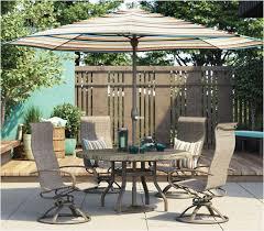 patio table umbrellas best white outdoor patio furniture