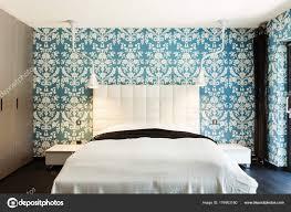 Schöne Schlafzimmer Stockfoto Zveiger 176903180