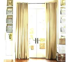 window coverings for doors french door panels sliding ds curtains thermal window coverings doors magnetic window