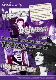 black feminism series resistance a red poster equality a  black feminism series resistance a3 red poster equality a3 purple poster