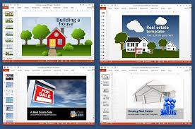 Sell Powerpoint Templates Animated Real Estate Powerpoint Templates
