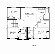 american home plans luxury modern american foursquare house plans