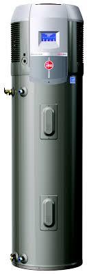 Gas Heat Pump Water Heater Photography