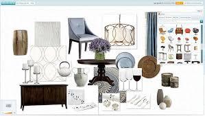 interior design mood board