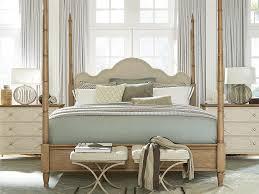 Maison Bedroom Furniture Universal Furniture Moderne Muse Maison Poster Bed King