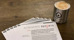 Paper Reports A Milestone For Personalized Nutrition Our First Published