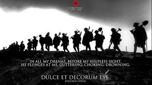 dulce et decorum est by wilfred owen world war i poem  dulce et decorum est by wilfred owen world war i poem