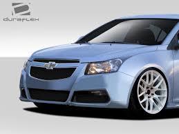 2011-2014 Chevrolet Cruze Duraflex GT Racing Front Bumper Cover