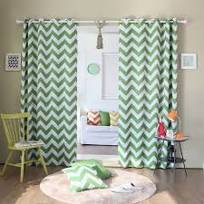lights out chevron print room darkening grommet top curtain panel pair ping great deals on lights out curtains