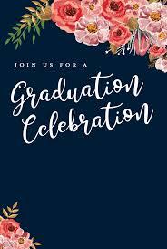 Templates For Graduation Invitations Invitation Template 28 Images Bridal Shower Invitation