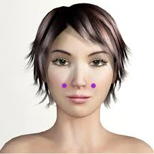 6 Most Effective Facial Pressure Points Acupressure Points