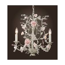 westmore lighting beaumont 18 in 3 light cream crystal candle chandelier