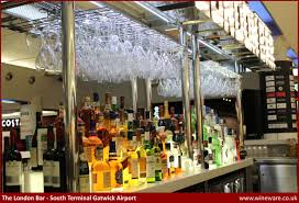 wine glass hanging rack