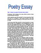 i am sam essay gcse health and social care marked by teachers com poetry essay