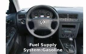 2000 Volkswagen Golf 2.0 GL 3-Door Automatic Specs - YouTube