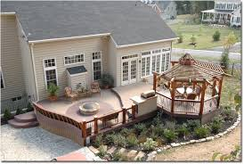 patio designs with fire pit and hot tub. Deck Designs With Hot Tub And Fire Pit Pictures Of Decks Maryland Builders Very Patio N