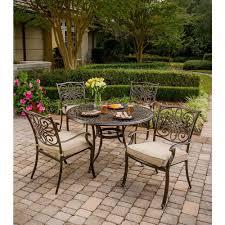 cast aluminum patio furniture home depot