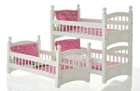 wooden baby doll bunk beds designs
