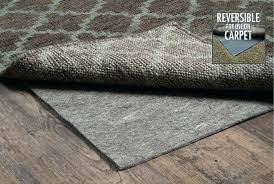 how to keep a rug from sliding on carpet