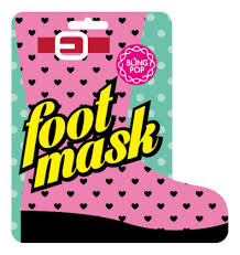 <b>Маска для ног с</b> маслом ши Foot Mask 18г Bling Pop купить по ...