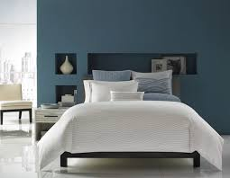 blue bedroom colors. Contemporary Bedding By Hotel Collection Blue Bedroom Colors P