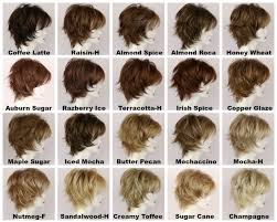 Wheat Hair Color Chart Freedom W Roots Medium Wig