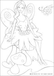 Small Picture Fairy barbie coloring pages Hellokidscom
