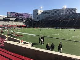 Nippert Stadium Section 118 Cincinnati Football