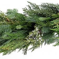 evergreen-garland