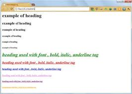 How-to Design Amazing Web Pages Using Basic HTML « Forward Computing ...