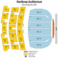 Northrop Auditorium Tickets Northrop Auditorium Events