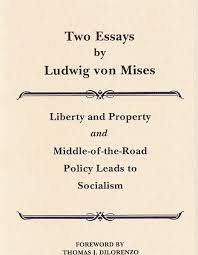 two essays by ludwig von institute