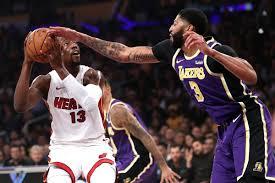 Lakers vs. Heat Final Score: LeBron makes history as L.A. ...