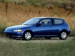 Honda Civic Through The Years - Carsforsale.com Blog