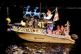 San Diego Bay Parade Of Lights Delectable Guide To Christmas Celebrations In San Diego California