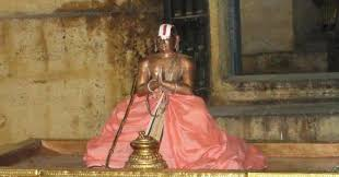 Image result for images of ramanujacharya at sriperumbudur