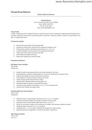 entry level rn resume sample care nurse resume