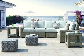 wicker patio couch outdoor furniture housewarmings white wicker patio furniture clearance