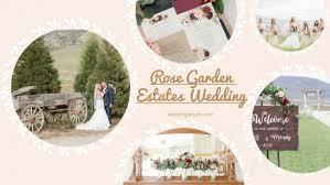 rose garden estates wedding