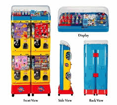 Tomy Vending Machine Amazing TomyGacha